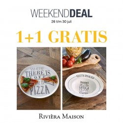 Riviera Maison Weekend DEAL 26-07 t/m 29-07