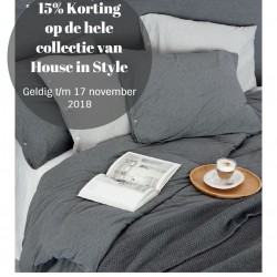 Korting op House in Style