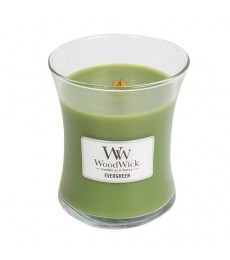 W187 Evergreen Medium Candle WoodWick®